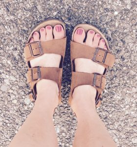 Uncopyable Rock Star: Birkenstock 1