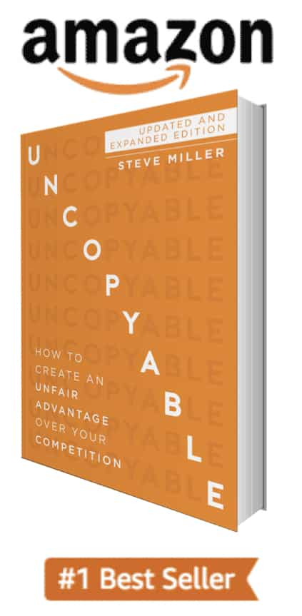 Uncopyable - amazon best seller